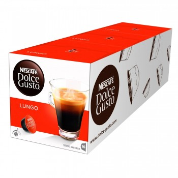 Kava Nescafe Dolce Gusto Lungo 3 pack (48 kapsul)