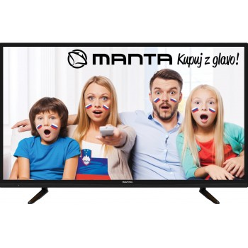LED TV sprejemnik Manta LED4004T2