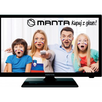 LED TV sprejemnik Manta LED24LFN38L