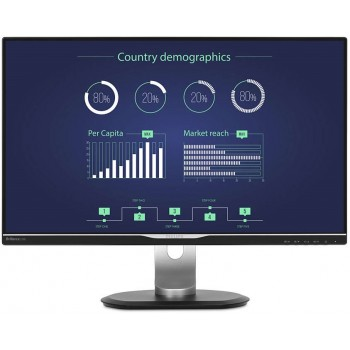 LED monitor Philips 258B6QUEB (25