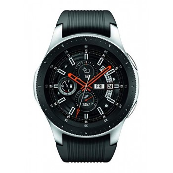 Pametna ura Samsung Galaxy Watch 46 mm - srebrna