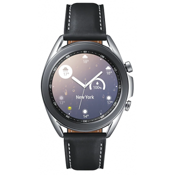 Pametna ura Samsung Galaxy Watch 3 41mm steel BT - srebrna