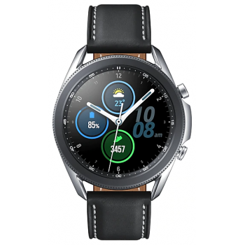 Pametna ura Samsung Galaxy Watch 3 45mm steel BT - srebrna
